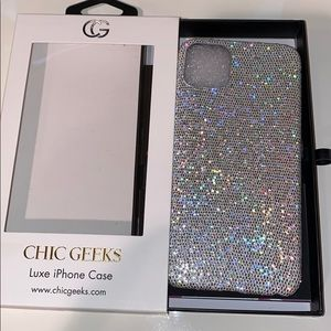 iPhone 11 Pro Max unicorn sparkle case